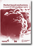Market-based mechanisms in a post 2012 climate change regime