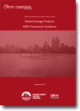 District Energy Projects: MRV Framework Guidance